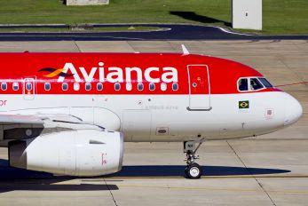 PR-ONH - Avianca Brasil Airbus A318