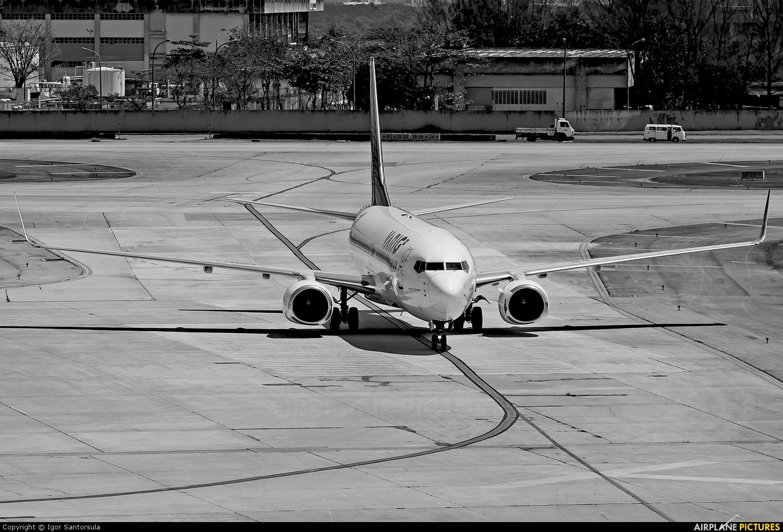 VARIG PR-VBK aircraft at Rio de Janeiro/Galeão Intl - Antonio Carlos Jobim