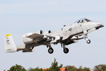 81-0965 - USA - Air Force Fairchild A-10 Thunderbolt II (all models)