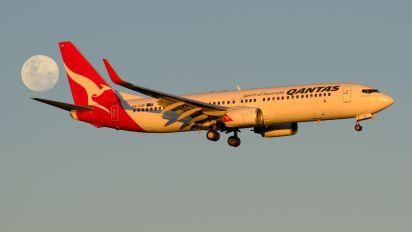VH-VZB - QANTAS Boeing 737-800