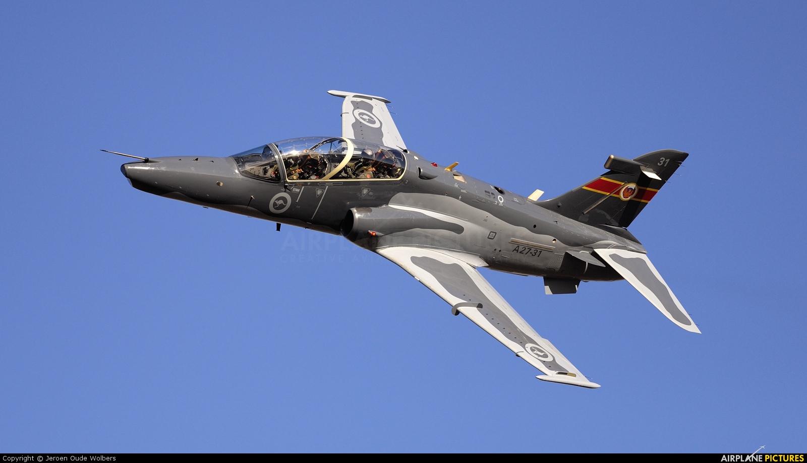Australia - Air Force A27-31 aircraft at Avalon, VIC