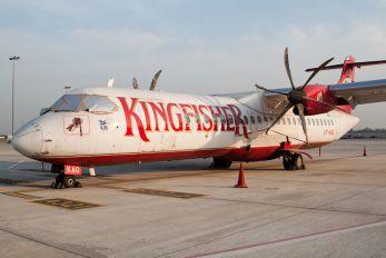 VT-KAQ - Kingfisher Airlines ATR 72 (all models)