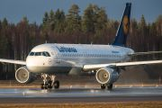 D-AIZS - Lufthansa Airbus A320 aircraft