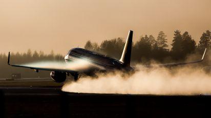 D-AIZS - Lufthansa Airbus A320