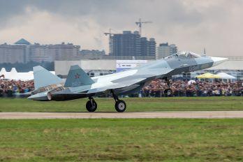 054 - Sukhoi Design Bureau Sukhoi T-50