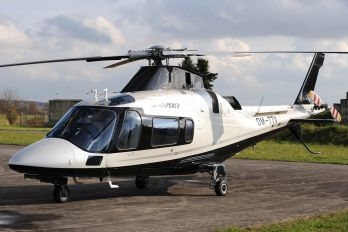 OM-TTV - TAT - Touraine Air Transport Agusta / Agusta-Bell A 109E Power