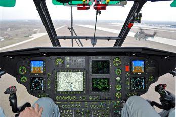 710 - Bulgaria - Air Force Eurocopter AS532 Cougar