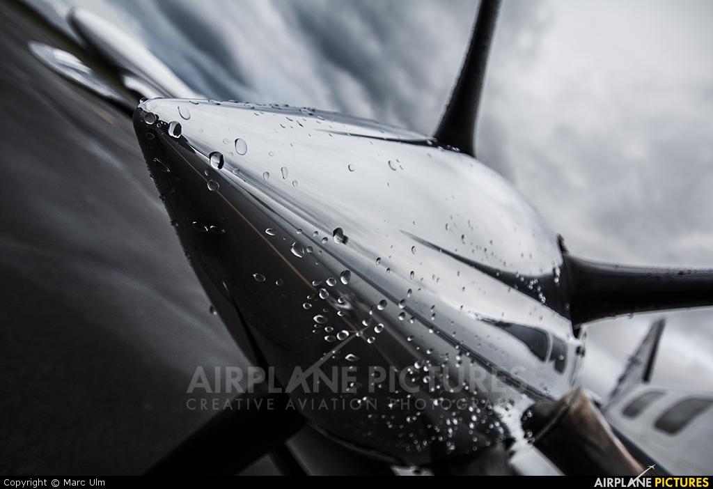 Swiss Private Flights HB-LUQ aircraft at Colmar - Houssen