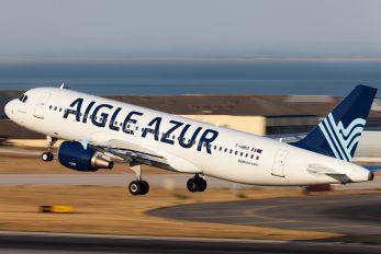 F-HBIO - Aigle Azur Airbus A320