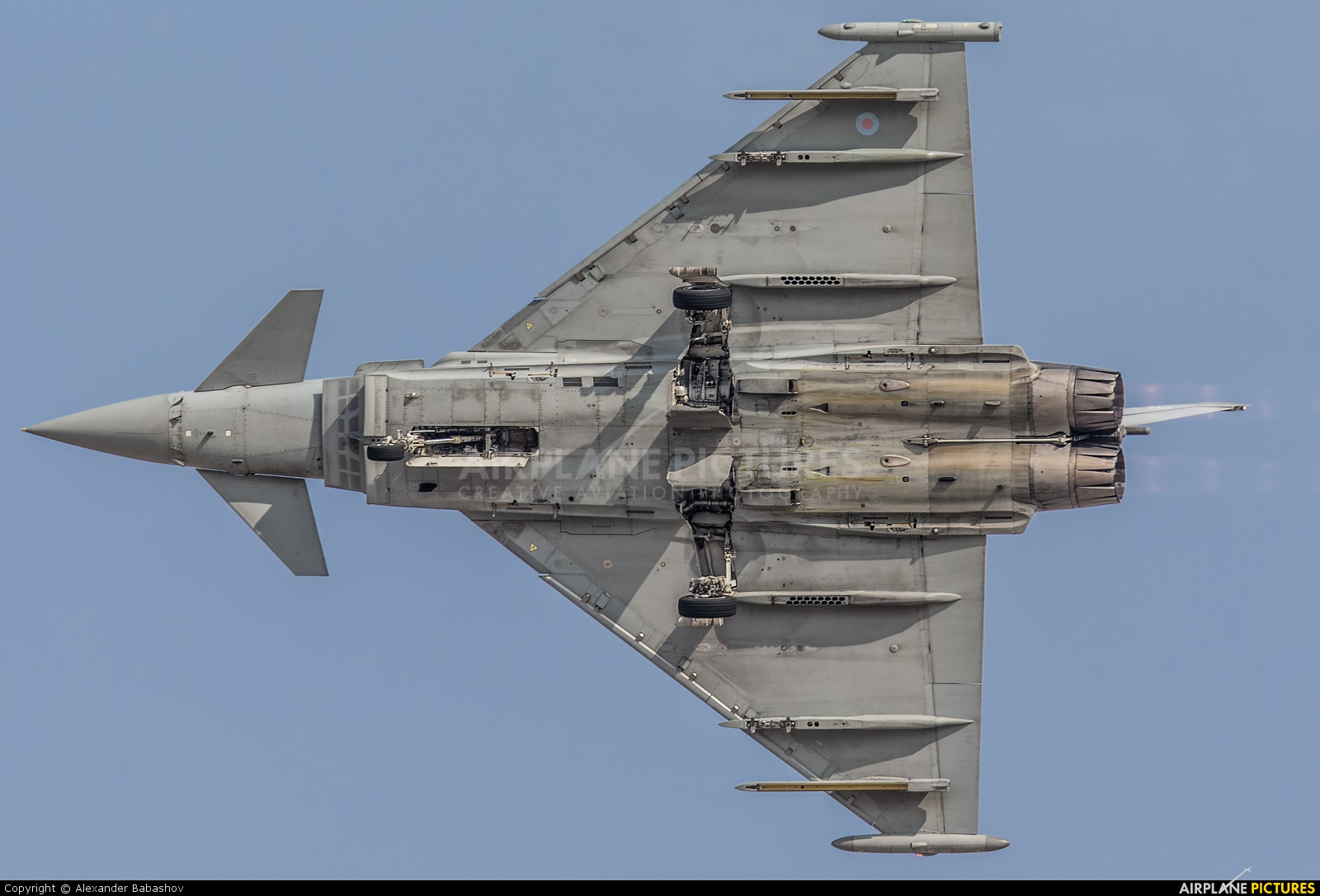 Royal Air Force ZJ941 aircraft at Jebel Ali Al Maktoum Intl