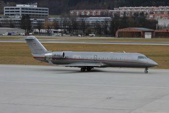 OE-ILI - Vistajet Canadair CL-600 Challenger 850