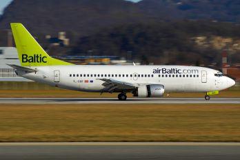 YL-BBR - Air Baltic Boeing 737-300