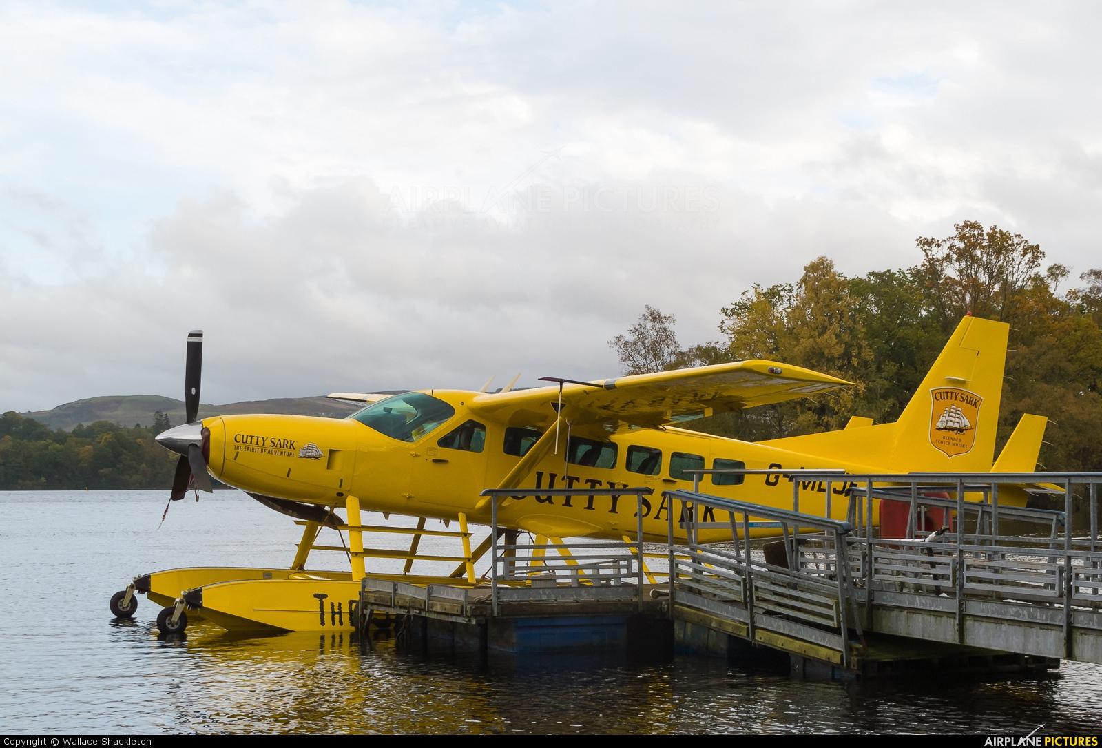 G-MDJE - Loch Lomond Seaplanes Cessna 208 Caravan at Off Airport