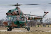 6006 - Poland - Air Force Mil Mi-2 aircraft