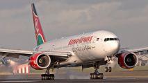 5Y-KQT - Kenya Airways Boeing 777-200ER aircraft