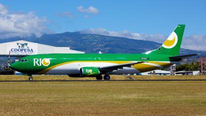 N339LF - Rio Linhas Aéreas Boeing 737-400F