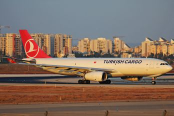 TC-JCI - Turkish Cargo Airbus A330-200F