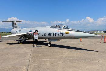 56-0817 - USA - Air Force Lockheed F-104A Starfighter