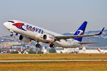 OM-TVA - Travel Service Boeing 737-800