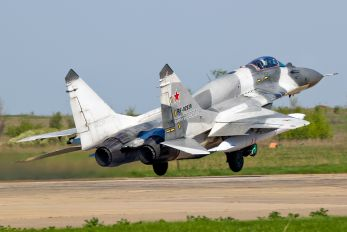 27 - Russia - Air Force Mikoyan-Gurevich MiG-29SMT