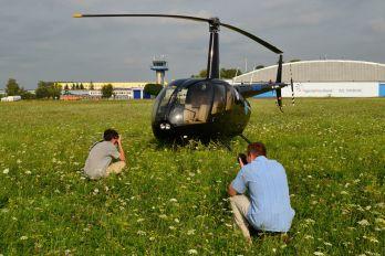 SP-HAP - Private Robinson R44 Clipper