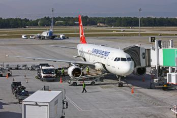TC-JBI - Turkish Airlines Airbus A320