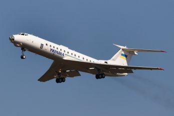 UR-65556 - Ukraine - Government Tupolev Tu-134A
