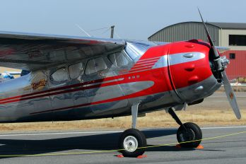 N195WG - Private Cessna 195 (all models)