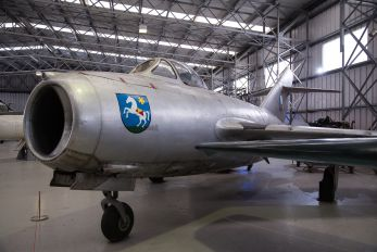 3677 - Czech - Air Force Mikoyan-Gurevich MiG-15bis