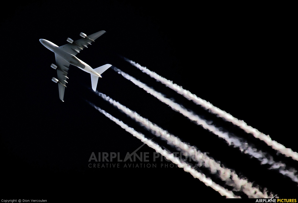 Lufthansa D-AIME aircraft at In Flight - Netherlands