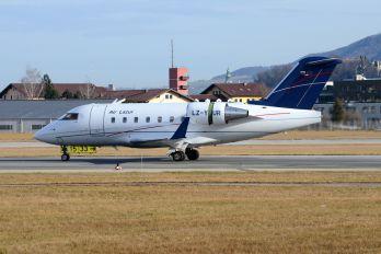 LZ-YUR - Air Lazur Canadair CL-600 Challenger 604