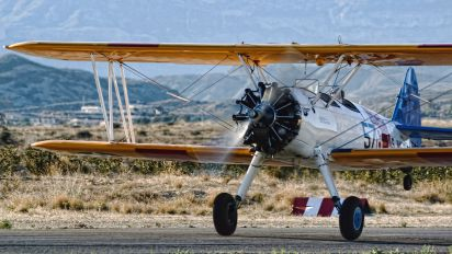 N67195 - Private Boeing Stearman, Kaydet (all models)