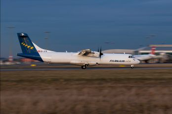 HB-AFN - Farnair Europe ATR 72 (all models)