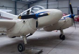 G-AKKH - Private Miles M.65 Gemini