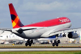 N948AC - Avianca Airbus A330-200