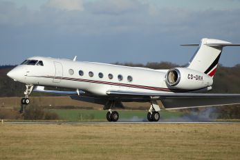 CS-DKH - NetJets Europe (Portugal) Gulfstream Aerospace G-V, G-V-SP, G500, G550