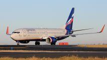 VP-BRF - Aeroflot Boeing 737-800 aircraft