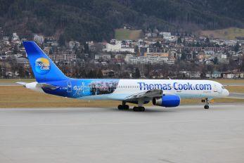 G-TCBB - Thomas Cook Boeing 757-200