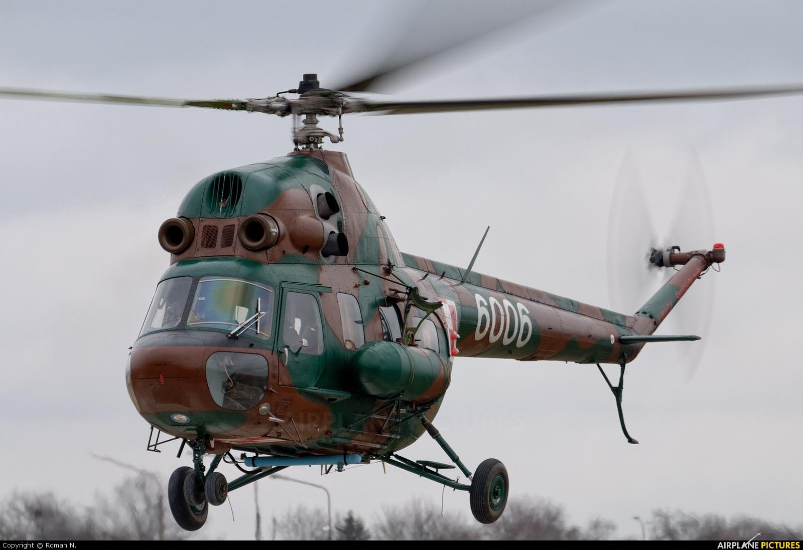Poland - Air Force 6006 aircraft at Bydgoszcz - Szwederowo