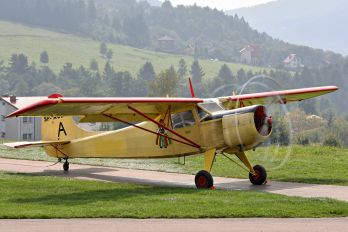 SP-ACD - Private Yakovlev Yak-12M