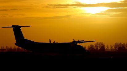 G-ECOP - Flybe de Havilland Canada DHC-8-400Q / Bombardier Q400