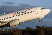 YU-ANV - JAT Airways Boeing 737-300 aircraft