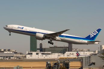 JA736A - ANA - All Nippon Airways Boeing 777-300ER