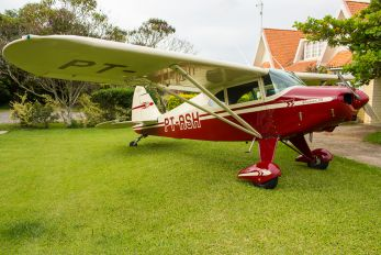 PT-ASH - Private Piper PA-20 Pacer