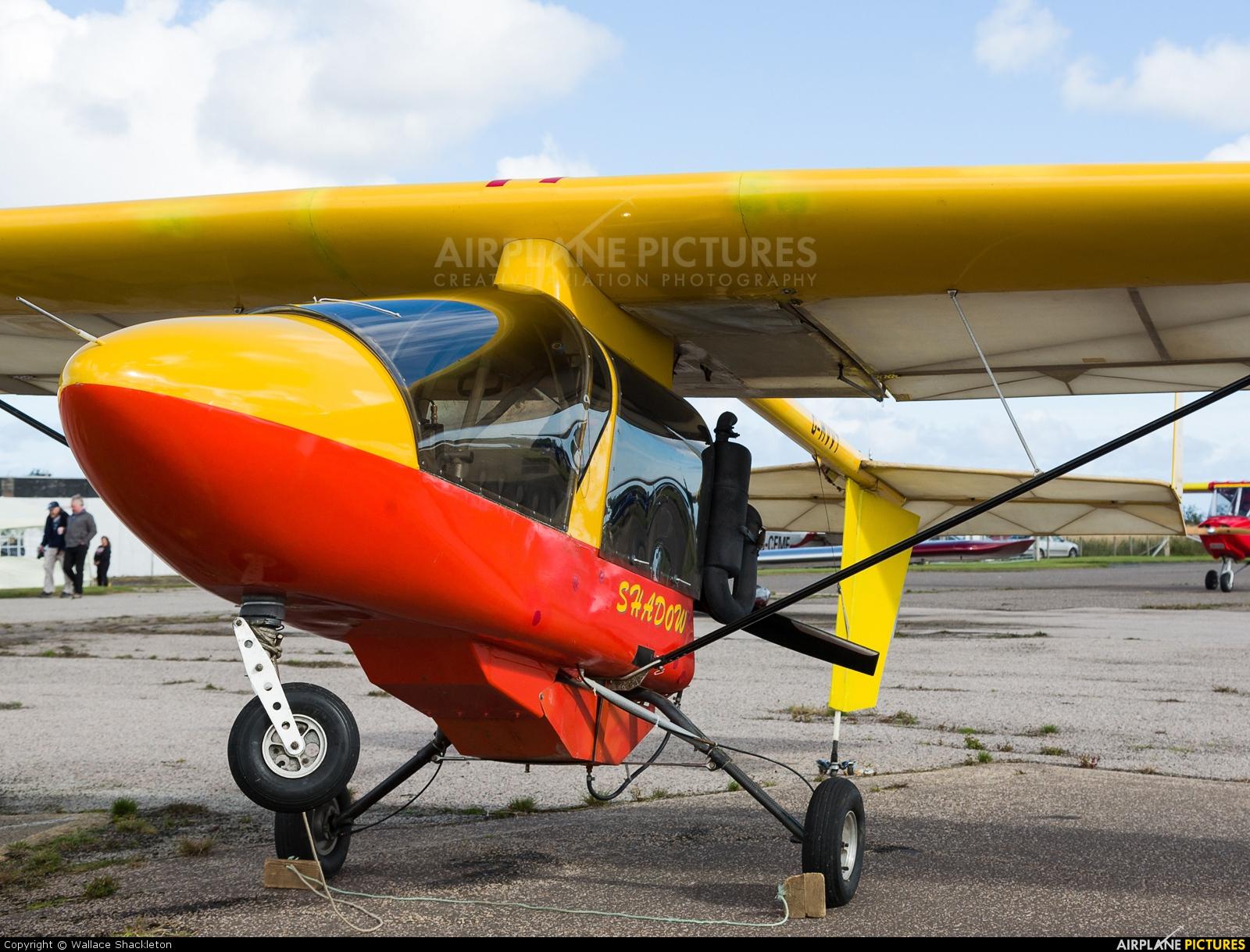 Private G-MVVT aircraft at Longside