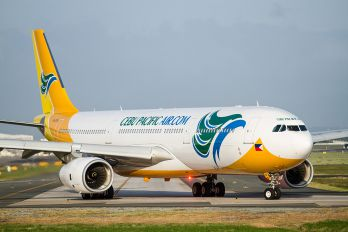 RP-C3341 - Cebu Pacific Air Airbus A330-300