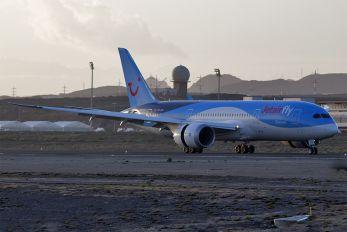 OO-JDL - Jetairfly (TUI Airlines Belgium) Boeing 787-8 Dreamliner