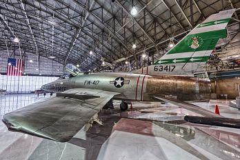 56-3417 - USA - Air Force North American F-100D Super Sabre
