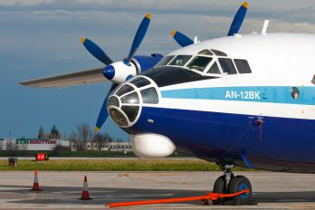 UR-DWF - Meridian Aviation Antonov An-12 (all models)