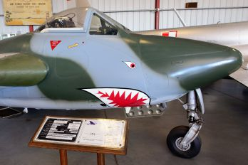 NX4024S - Air Museum Chino de Havilland DH.100 Vampire FB.6